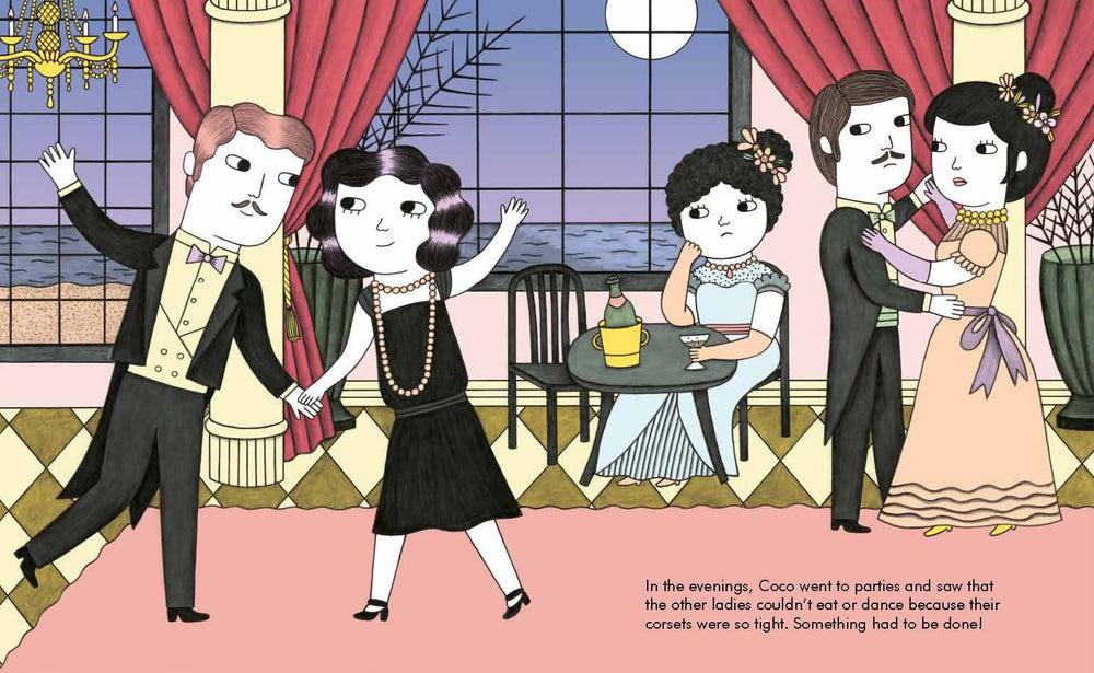 Little People Big Dreams : Coco Chanel