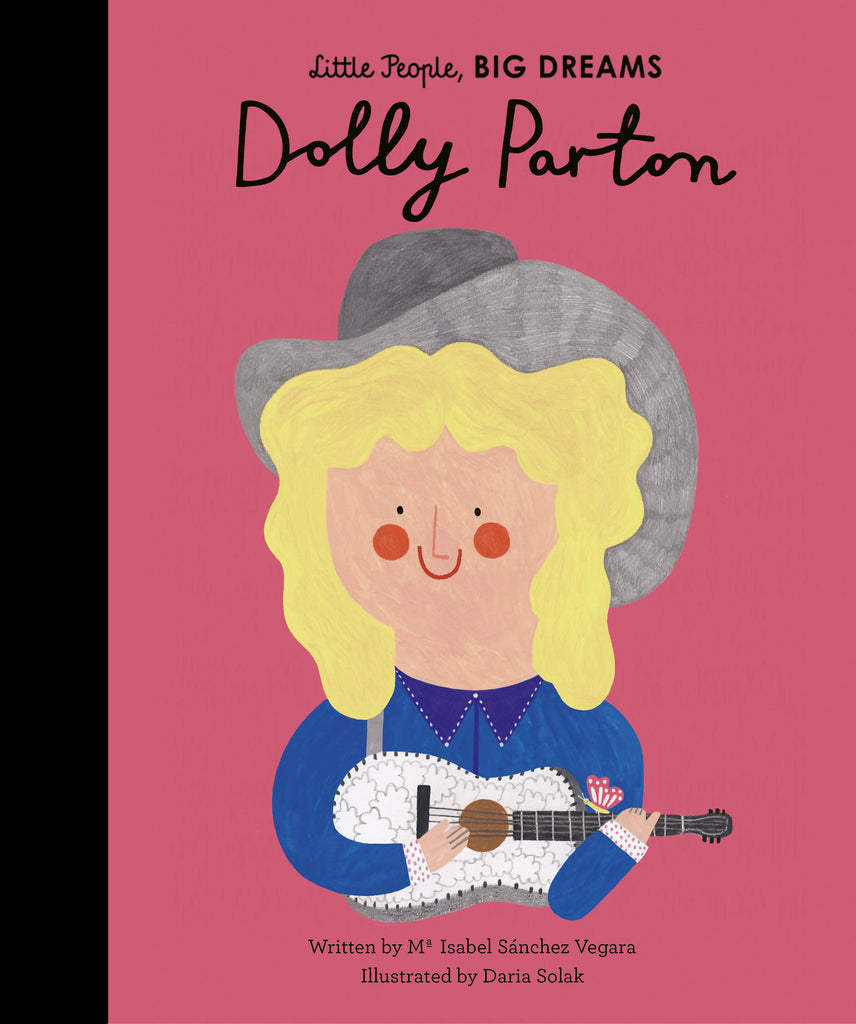 Little People Big Dreams : Dolly Parton