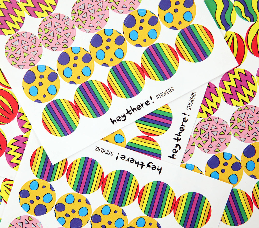Patterns Sticker Pack