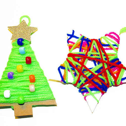 Christmas Decorations Children's Craft Kit