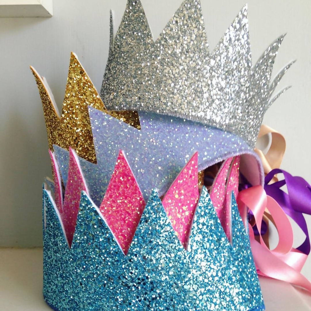 Simple Sparkle Crown