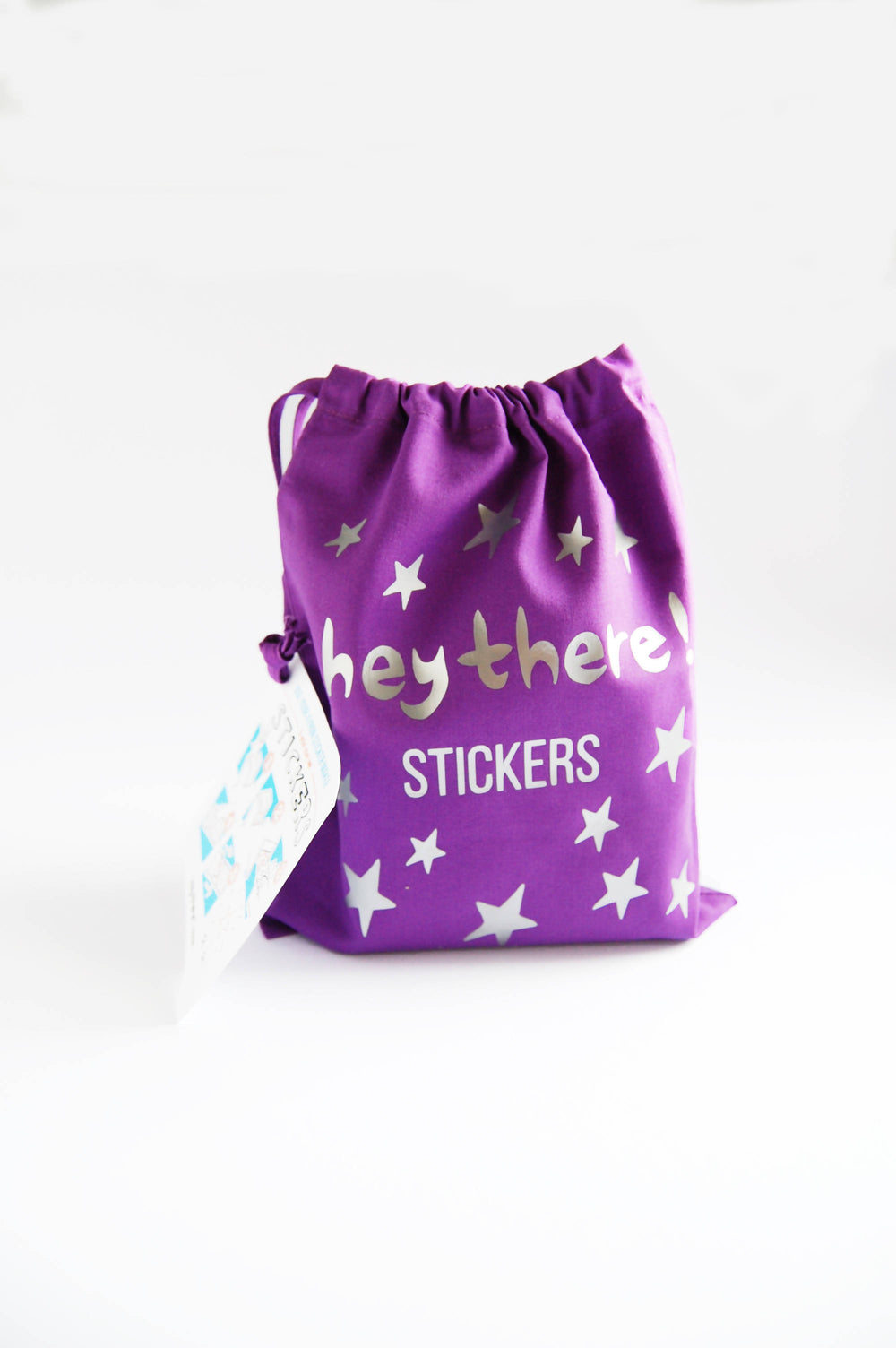 Purple Sticker Maker Kit