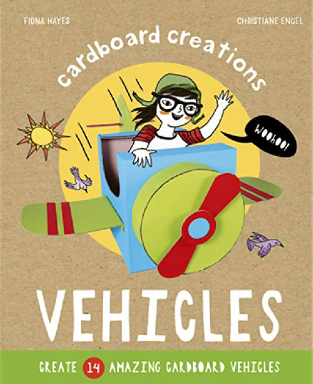 Cardboard Creations : Vehicles
