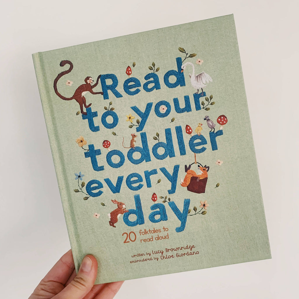 Read To Your Toddler Everyday