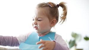 Healthy Food Habits for Toddlers