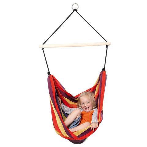 Kid's Relax Rainbow Hanging Chair
