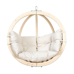 Kid's Globo Natural Hanging Chair