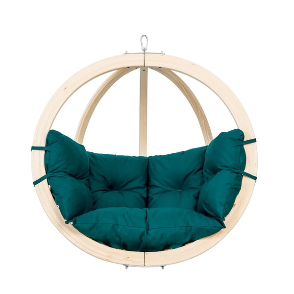 Kid's Globo Green Hanging Chair