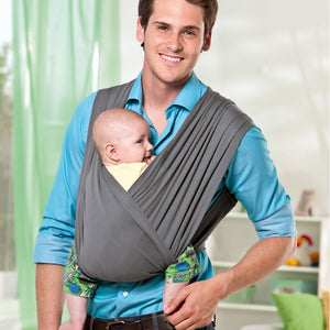 Stone Grey Baby Carrier