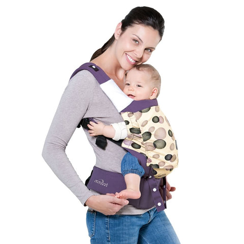 Smart Purple Blueberry Baby Carrier
