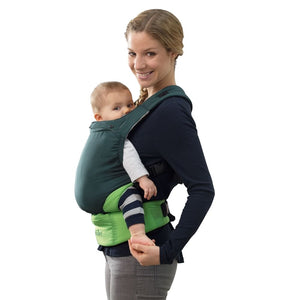 Smart Ultra-light Green Baby Carrier
