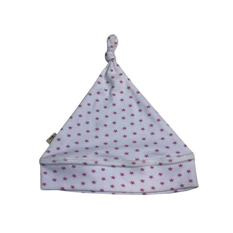 Small Pink Stars Pointy Hat