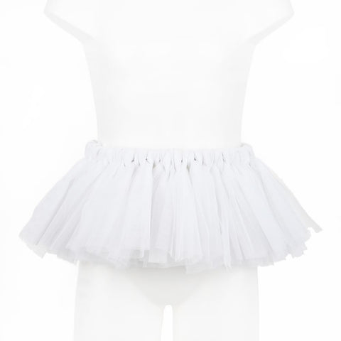 Plain White Rascal Heart Tutu