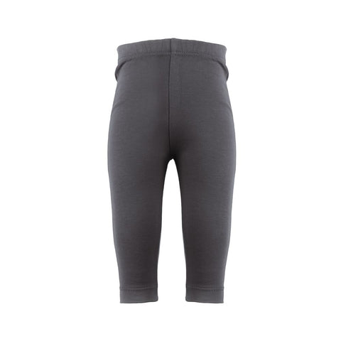 Plain Grey Rascal Heart Leggings