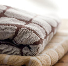 Mirt Block | Imabari Luxury Towel, Made of 100% Premium Absorbent Cotton, Great and Spa Quality