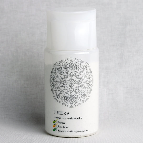 THERA | Sake Face Wash Enzyme Powder (Blue)