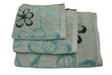Mirt Flor | Imabari Luxury Towel, Made of 100% Premium Absorbent Cotton, Great and Spa Quality