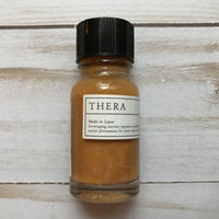 THERA Nail Color made of scallop shells express dry removed warm water | Safflower