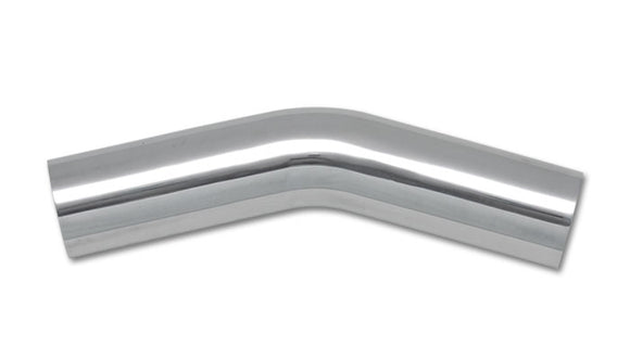30 Degree Aluminum Bend,- Polished