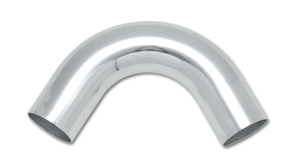 120 Degree Aluminum Bend, - Polished