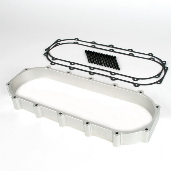 Ultra Race Plenum Spacer - 2L Silver