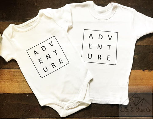 Adventure Tiny Romper