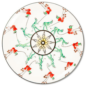 Playplates Devil Dinner Plate (25cm)