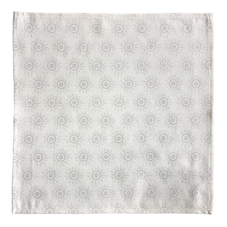 Amasumpa Napkins Charcoal (pair)