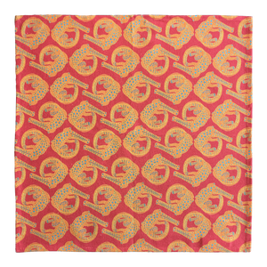 Croco Napkins Sunset (pair)
