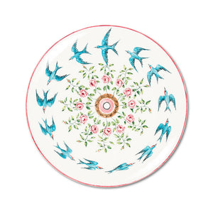 Playplates Swallows Dessert Plate (21cm)