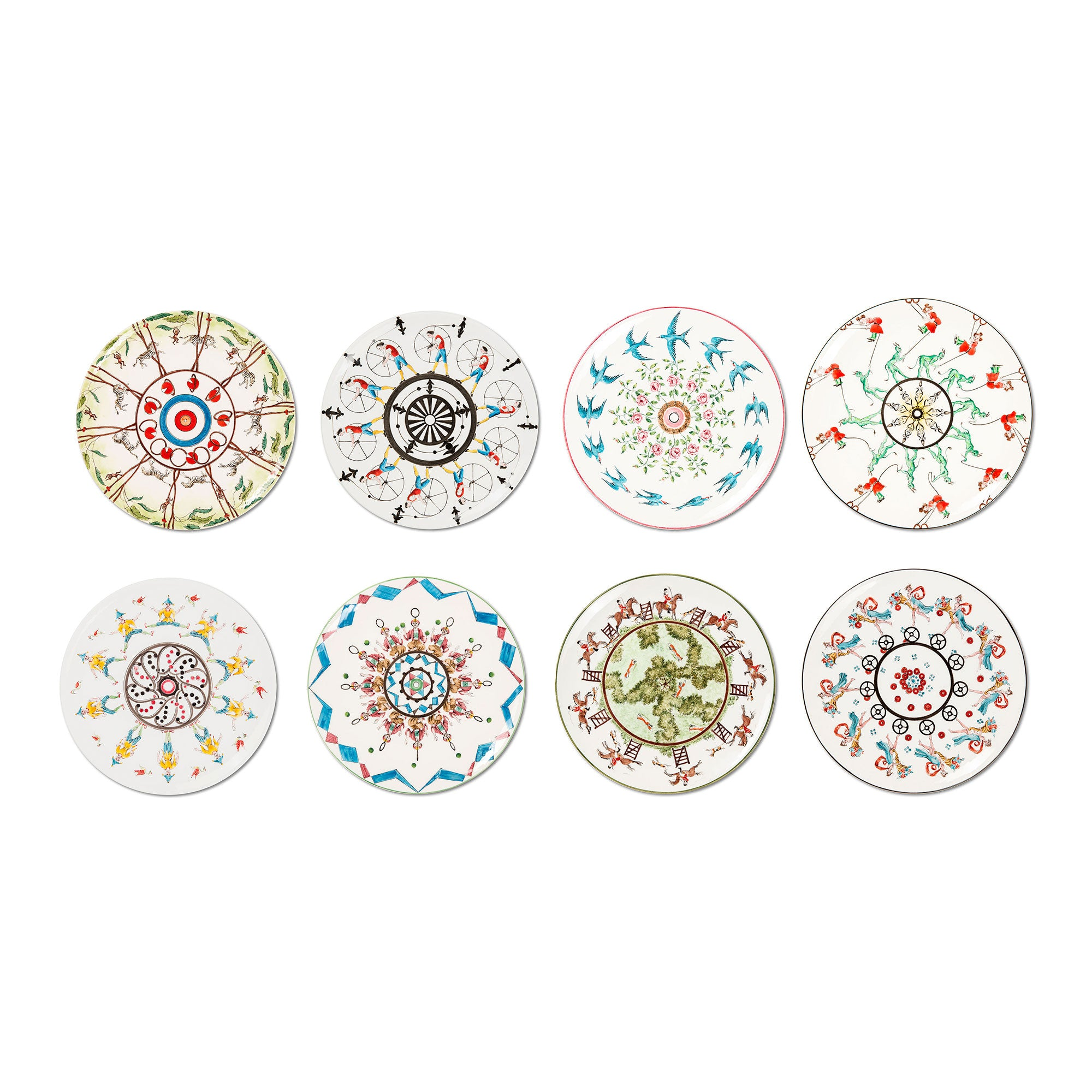 Playplates Devil Dessert Plate (21cm)