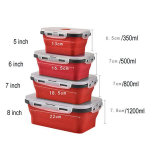 Collapsible Food Storage Container Discount Backpacker Supplies