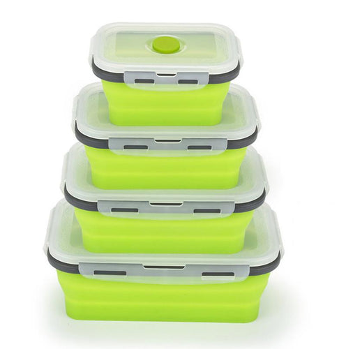 Collapsible Food Storage Container-Discount Backpacker Supplies