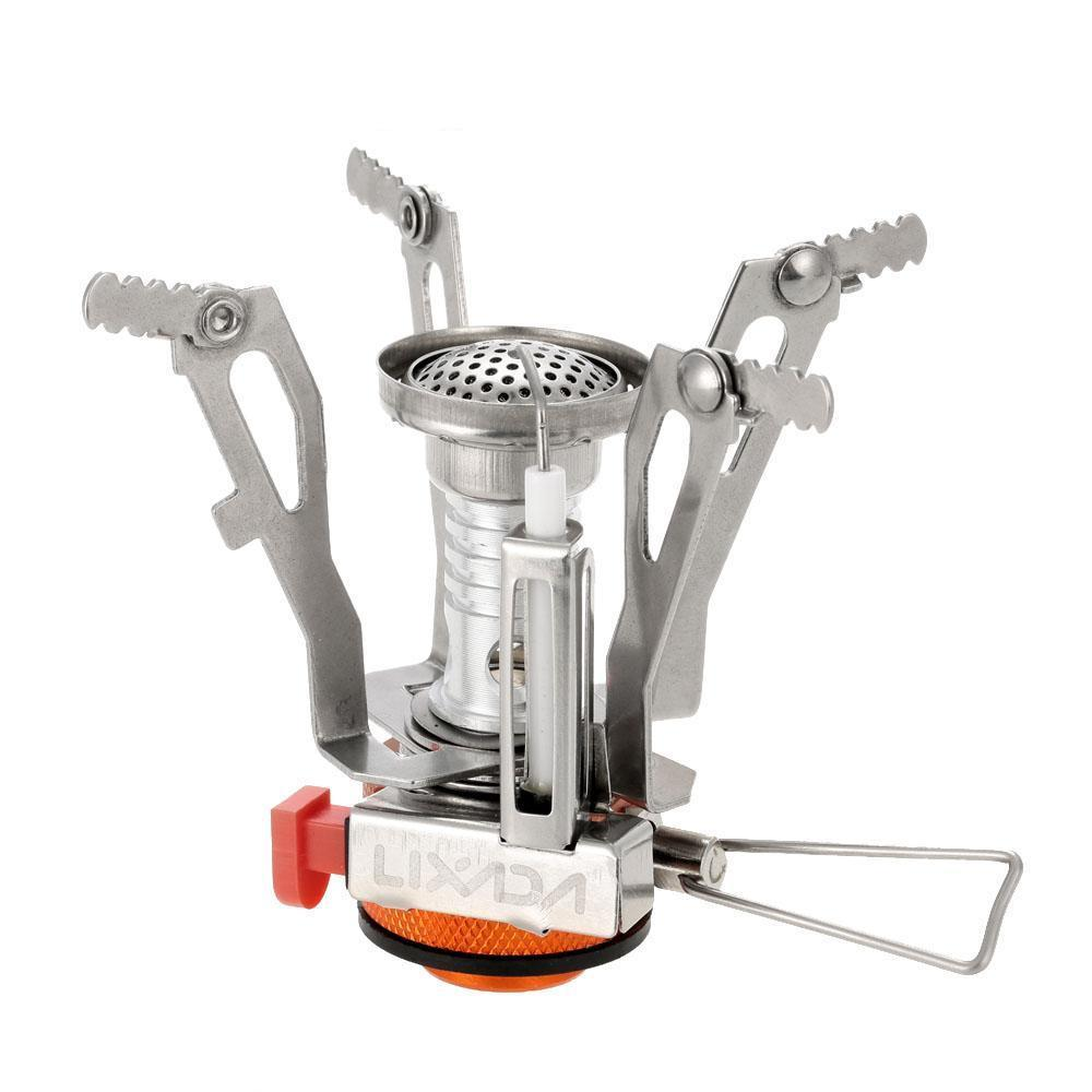Compact Gas Stove-Discount Backpacker Supplies