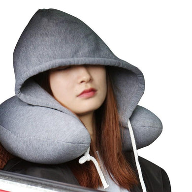 Hooded Travel Pillow-Discount Backpacker Supplies