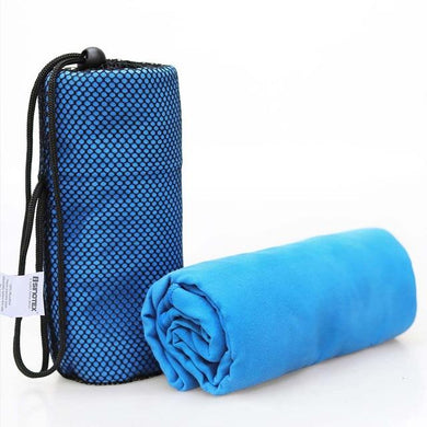 Microfibre Travel Towel-Discount Backpacker Supplies