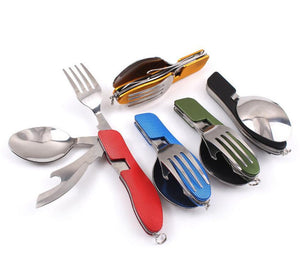 Multi Tableware Tool-Discount Backpacker Supplies