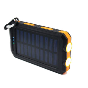 Solar Power Bank-Discount Backpacker Supplies