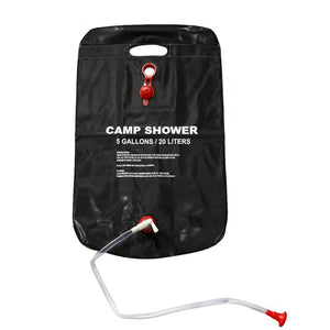 Solar Shower-Discount Backpacker Supplies