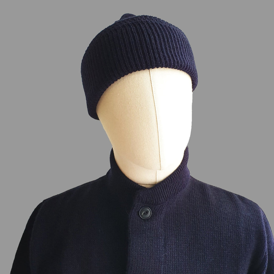 NEW - THE BRIG CARDIGAN 2 - NAVY