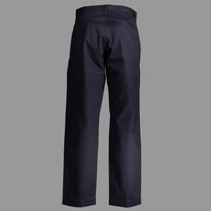North Sea Clothing navy Canadian chino style trouser