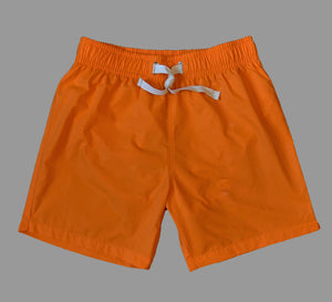 N.S.C. SWIM SHORT MK2 - ORANGE