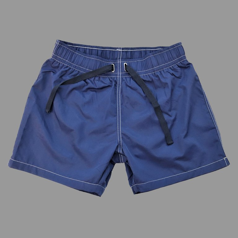 N.S.C. SWIM SHORT - NAVY