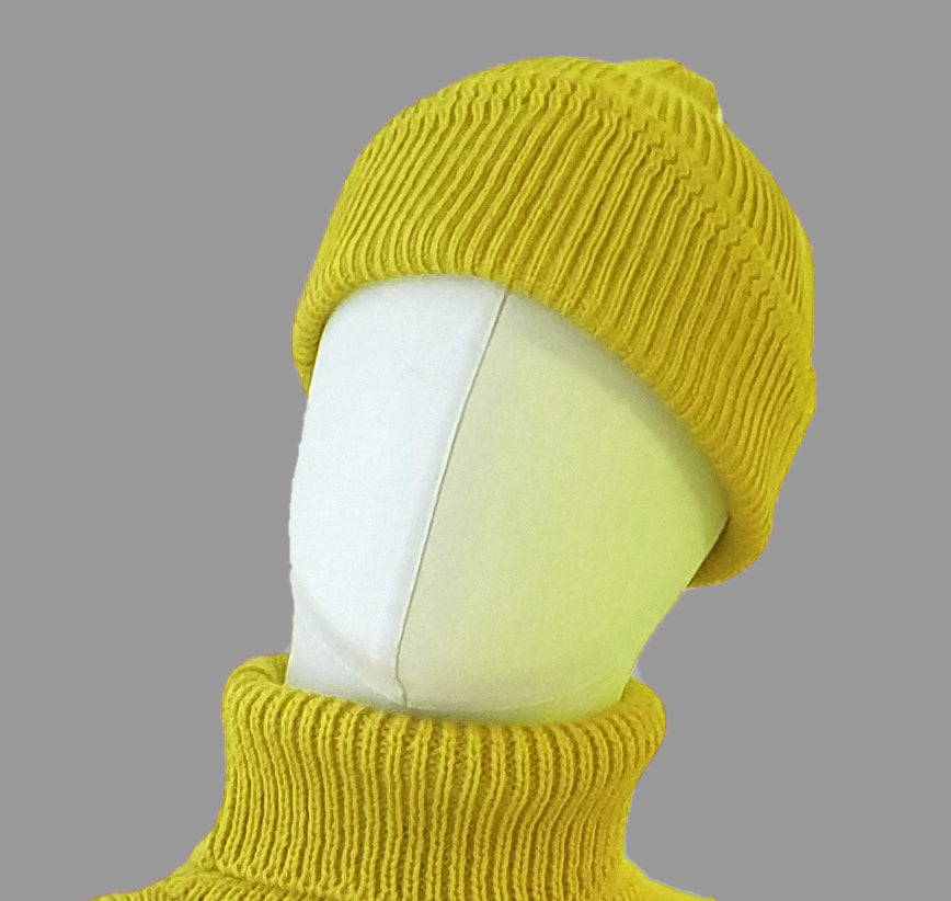 DECK HAT - YELLOW