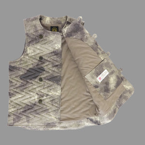 North Sea Clothing camouflage body warmer