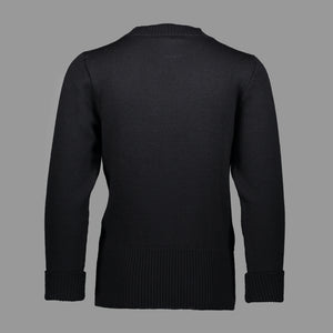 North Sea Clothing black cadet jumper