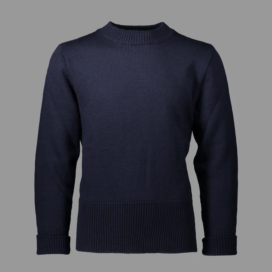 North Sea Clothing navy cadet jumper
