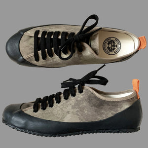 MARINE TYPE 2 DECK SHOE - CAMOUFLAGE/BLACK - LTD EDITION