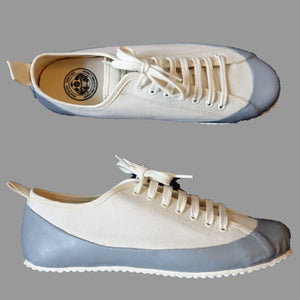 MARINE TYPE 2 DECK SHOE ECRU/LIGHT GREY