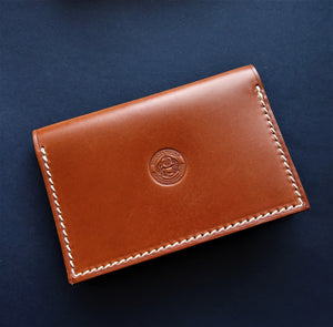 EXPLORER LEATHER BI FOLD WALLET